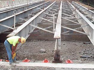 Bridge Rehab Construction Columbus