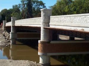 New Bridge Construction Columbus